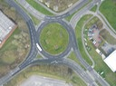 Blagrove Roundabout near Junction 16 of M4