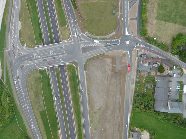 Blunsdon Stadium  junction of A419